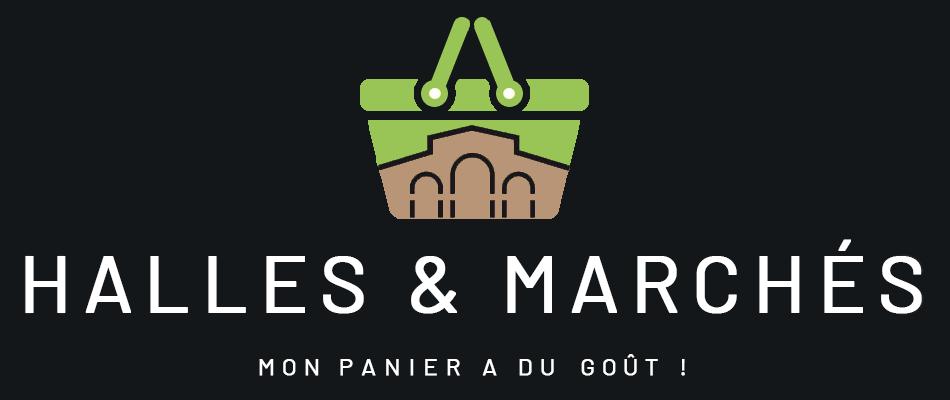 Logo Halles & Marchés by Restofuté